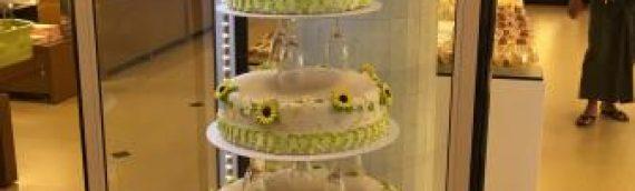 Inside the Bakery – Wedding!