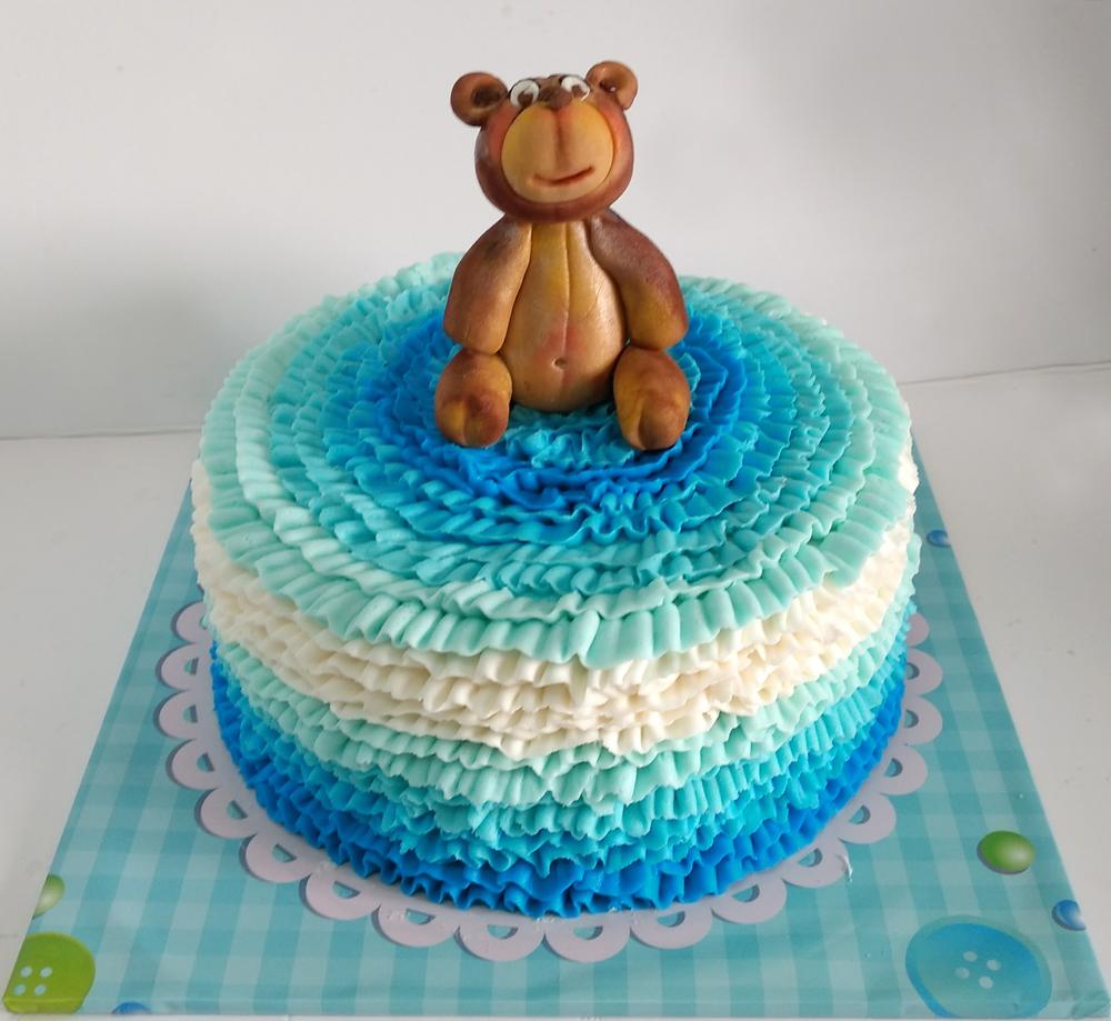 TeddyBearRuffle