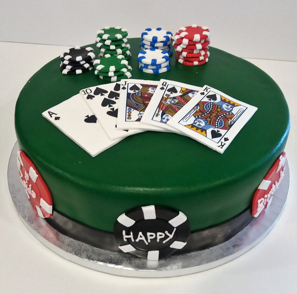 cards anyone cake