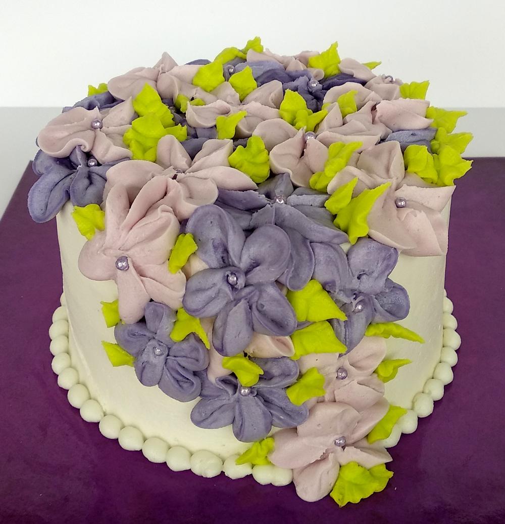 Cascading Flowers Cake Kosher Cakery Kosher Cakes Gift Delivery In Israel