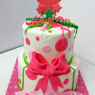 Fun Girl Cake