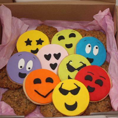 cheer em up cookies