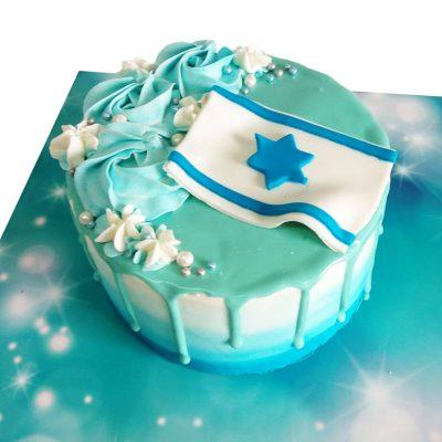 Yom Haatzmaut Cake