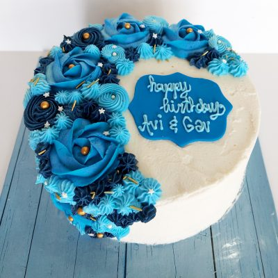 For the Guys Cake